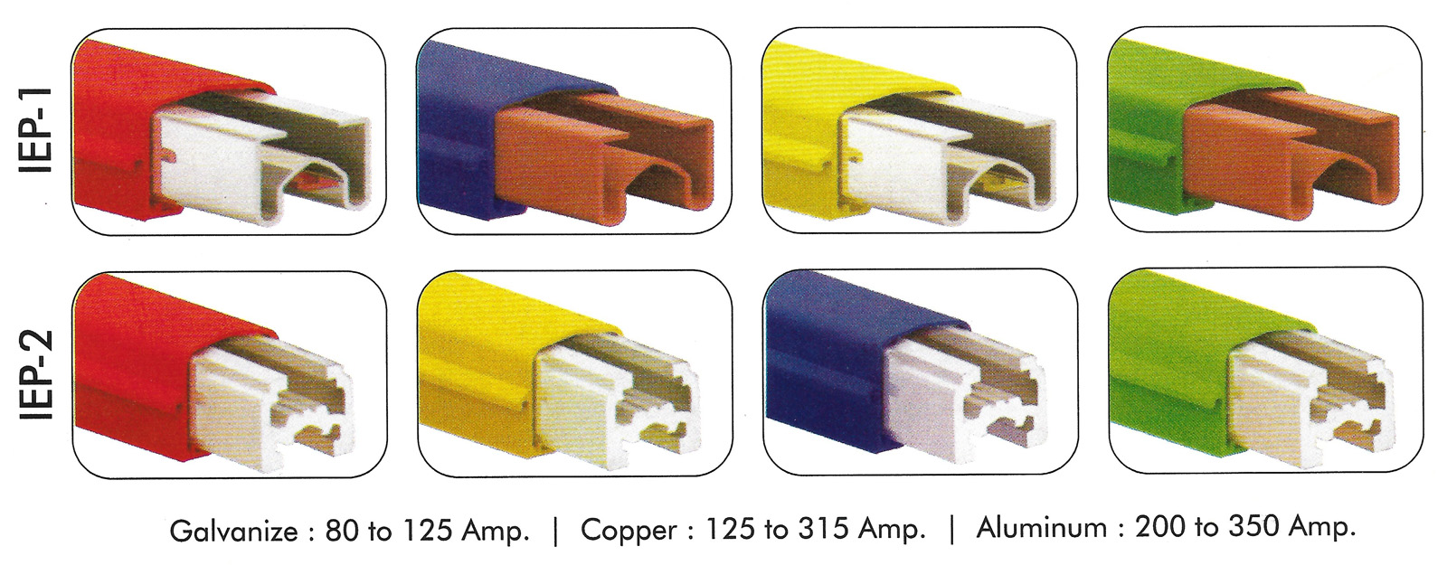 Products | DSL Shrouded Bus Bar System
